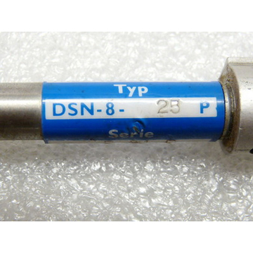 Festo DSN-8-25 P cylinder with clevis