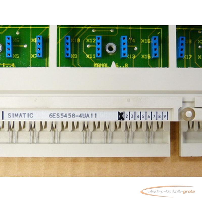Siemens 6ES5458-4UA11 Digitalausgabe
