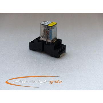 Finder Relais 60.13 24VDC 24 VDC Relaissockel 90.21