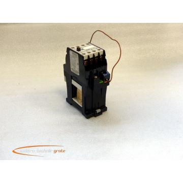 Siemens 3TB4010-0B Schütz 10E  1S 24V Spulenspannung mit 3TX6406-0H