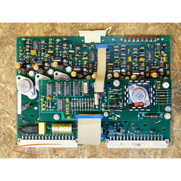 AGIE 615072.6 Step Motor Driver Board + 617753.9 Aux. Step Driver Board