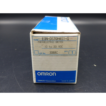 Omron E3N-DS70H4 S1-G Photoelectric Switch  > ungebraucht! <