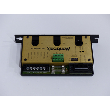Montronix PS100-DGM / PH-3A Power Supply SN:75575