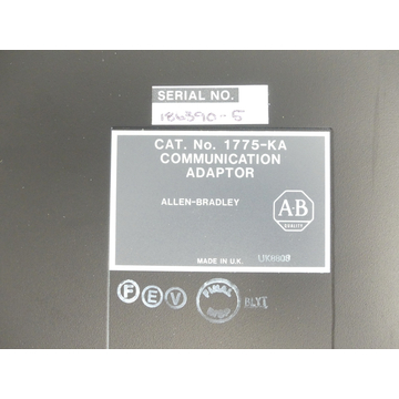 Allen Bradley 1775-KA Communication Adaptor SN:186390-5 - ungebraucht! -