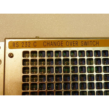 Siemens RS 232 C Change Over Switch / RS 232 C